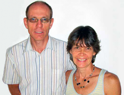 Stephen and Angelina Cowan – PCI