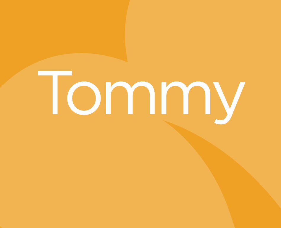 TOMMY WHARRY